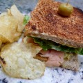 sandwich salmon recipe